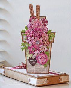 Craftwork Cards Blog: Especially For You - The Potting Shed