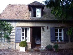 old country cottages in france French Country Cottage