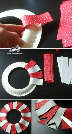 The Best Cute and easy diy valentine wreath! - Dwelling with Alyda Cute and easy diy valentine wreath! Christmas Crafts For Kids, Summer Crafts, Kids Christmas, Holiday Crafts, Christmas Wreaths, Christmas Gifts, Christmas Decorations, Christmas Activities For Children, Valentine Wreath