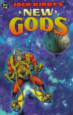 New Gods Orion of New Genesis Jack Kirby's Fourth World