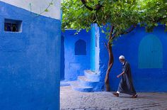 Descubre la ciudad más azul de Marruecos. Chefchaouen es precioso   Qcosas