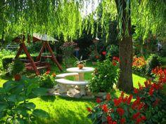 diseño de jardines pequeños fotos | Diseño de interiores