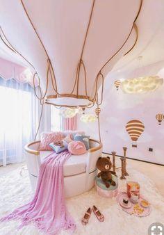 GIRLS BEDROOM IDEAS 🌸🌸🌸🌸🌸🌸🌸 Dream Bedroom, Baby Bedroom, Attic Bedroom Kids, Dream Rooms, Girls Bedroom, Bedroom Decor, Couple Bedroom, Small Room Bedroom, Nursery Room Decor