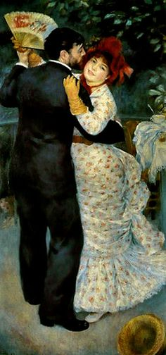 Dance in the country - Renoir