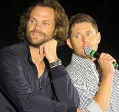"""vehiclesshockme: """"The boys are here #spnchi #chicon """""""