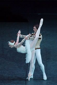 Gillian Murphy in Swan Lake
