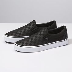 9063739d1e1 7 Best Vans checkerboard slip on images