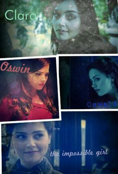 Doctor Who #Clara Oswin Oswald, the Impossible Girl