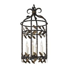Emilee | Chandeliers | Collections | Ironware International