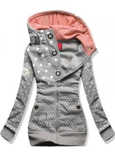 Sweatjacke grau A Trip Through My Sweater Drawer I wager like most girls I love clothes -- besi Vest Outfits For Women, Mode Outfits, Fashion Outfits, Clothes For Women, Womens Fashion, Yeezy Outfit, Casual Winter Outfits, Fall Outfits, Winter Jackets Women