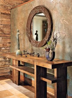 Ideas For Living Room Decor Wall Mirror Interior Design Living Room Mirrors, Living Room Decor, Living Rooms, Rustic Furniture, Home Furniture, Antique Furniture, Lounge Furniture, Furniture Online, Table Furniture