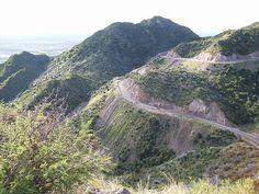 Mirador de La Punta, San Luis