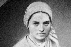 18 de febrero. Hoy celebramos a ... Santa Bernardita Soubirous