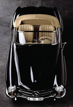 1955 Mercedes-Benz 190 SL Roadster