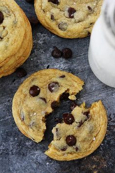 These super soft chocolate chip cookies are made with a secret ingredient, vanilla pudding mix! You are going to LOVE this chocolate chip cookie recipe! Soft Chocolate Chip Cookies I've baked a lot of cookies over the years, but one of the first cookie recipes I remember baking are Pudding Chocolate Chip Cookies. They are …