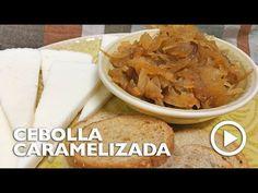 Cebolla caramelizada - Divina Cocina Apple Pie, Carne, Cabbage, Chicken, Meat, Vegetables, Ideas Para, Desserts, Food