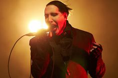 @Instamag - Rocker #MarilynManson has revealed that his new album, titled #Say10, will be out on #Valentine'sDay next year.