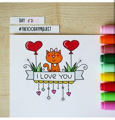 Love Drawings, Doodle Drawings, Doodle Art, Bible Doodling, Karten Diy, Doodle Lettering, Envelope Art, Simple Doodles, Art Graphique