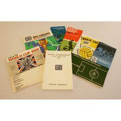 1966 FIFA World Cup Press Kit