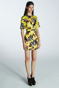 Jonathan Saunders | Look 33 | $1076 http://www.matchesfashion.com/product/174522