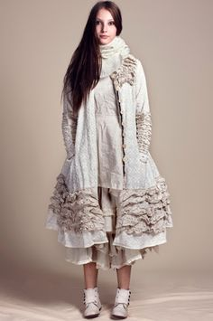 Stunning ewa i walla coat, dress and skirts