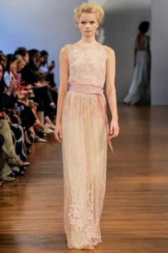 Long dress di Collette Dinnigan