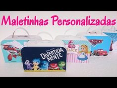 MINI MALETA DE PAPEL - YouTube