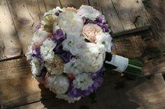 Wedding bouquet for romantic bride