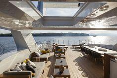 Superyacht of the week: Baglietto's 46 metre superyacht