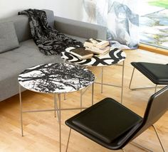 Marimekko Tray Tables