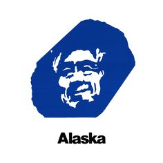 Alaska Airlines - merry Eskimo.
