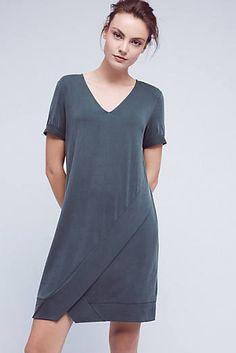 Plunge Tunic Dress
