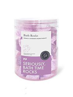 Bath Bomb Rocks (320g French Lavender) - Best Gift Idea -... https://www.amazon.com/dp/B01G6IL8N2/ref=cm_sw_r_pi_dp_x_pLJazb99SAPQD