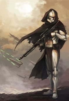 Clone Trooper                                                                                                                                                                                 More