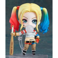 Suicide Squad figurine Nendoroid Harley Quinn Good Smile Company - France…