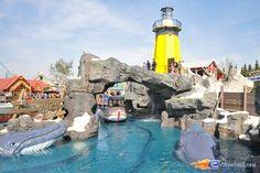 7/14 | Photo de l'attraction Whale Adventures Splash Tour située à @Europa-Park (Rust) (Allemagne). Plus d'information sur notre site http://www.e-coasters.com !! Tous les meilleurs Parcs d'Attractions sur un seul site web !!