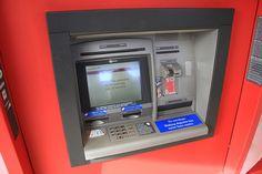 Atm, Dinero, Tarjetas De Crédito, Banco, Máquina
