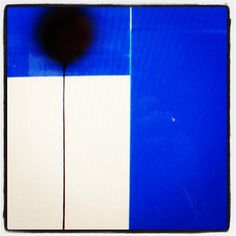Wade Guyton. I'm doing a project for my Museum class on his Wade Guyton OS exhibition at the Whitney!!