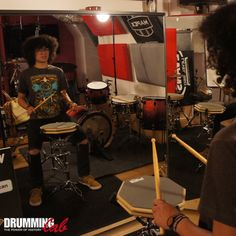 """#Drumming #Lab - Drum program 2017-2018 """"Essential Rythms"""" - Do you want to learn the FreeStroke at the Drumming Lab? Book a lesson! #Drumming #Lab #Paris #Frederick #Rimbert - #drumschool #drumlesson #drumming #drummers #drummer - #Mapex #evansdrumheads #promarksticks"""