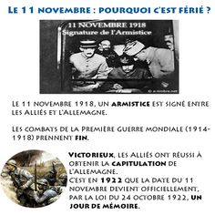 Le 11 novembre French Teacher, Teaching French, Core French, Remembrance Day, Social Studies, Teaching Resources, The Unit, World War I, Trivia