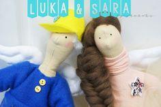 Aniołki dla Sary i Luka