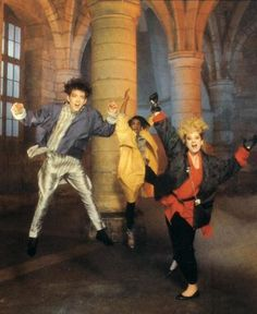 THOMPSON TWINS. Thompson Twins, 80s Music, Cool Bands, Mtv, Growing Up, Songs, Song Books