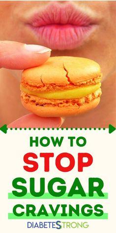 How To Stop Sugar Cravings Healthy Fruits, Healthy Life, Stop Sugar Cravings, Sugar Free Cookies, Diabetes Information, Sugar Intake, Lean Protein, Natural Sugar