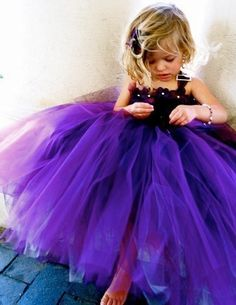 This dress looks like a party! So fun to make a bunch of colors for a fun photo shoot!