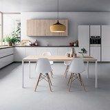Lacquered laminate kitchen SPACE PROFILE C - GD Arredamenti