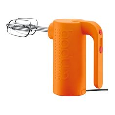 Handy mixer - not only does it come in 6 colors, it has a retractable cord!