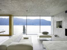 House in Ranzo by Wespi de Meuron - CAANdesign | Architecture and home design blog