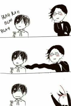 Black butler/ kuroshitsuji