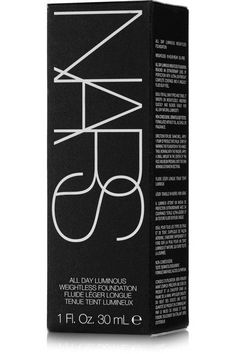 NARS - All Day Luminous Weightless Foundation - New Orleans, 30ml - Brown - one size