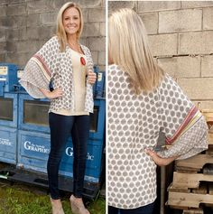 #newarrivals now online! Medallion Mosaic Kimono ($32) is perfect for work or play! Already moving fast! Southernswankboutique.com #instastyle #instafashion #kimono #trending #ootd #wiw